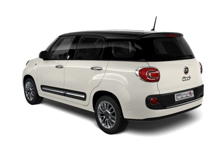 gamme fiat 500l living d tails herstal garage lana mario sa. Black Bedroom Furniture Sets. Home Design Ideas