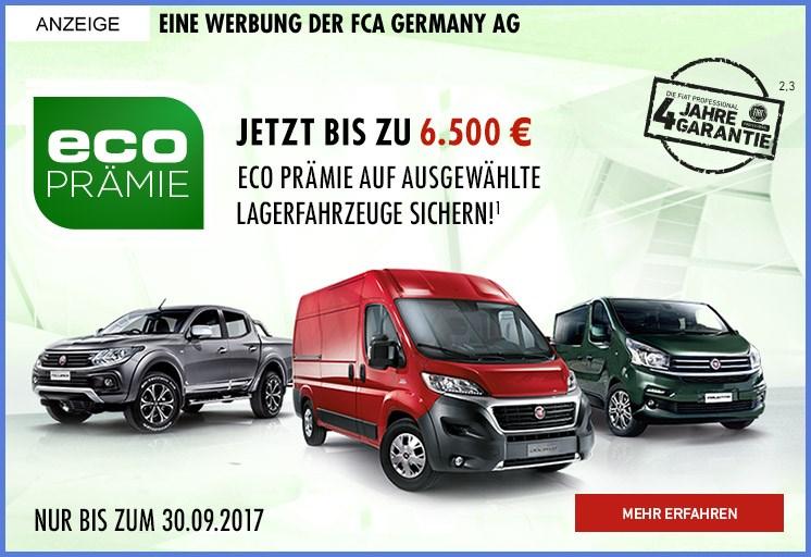 Fiat Professional Eco Praemie