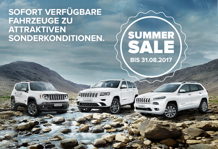 jeep summer sale