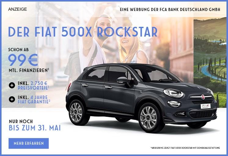 500X Rockstar Angebot