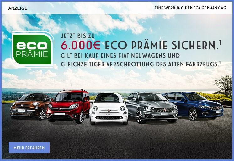 Fiat Eco Praemie