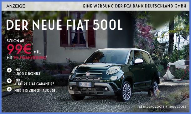 FIAT 500L ROCKSTAR