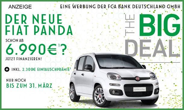 Fiat Panda Angebot