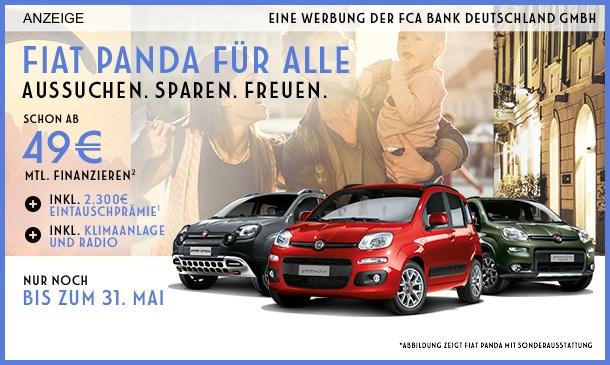 Fiat-panda-Angebot