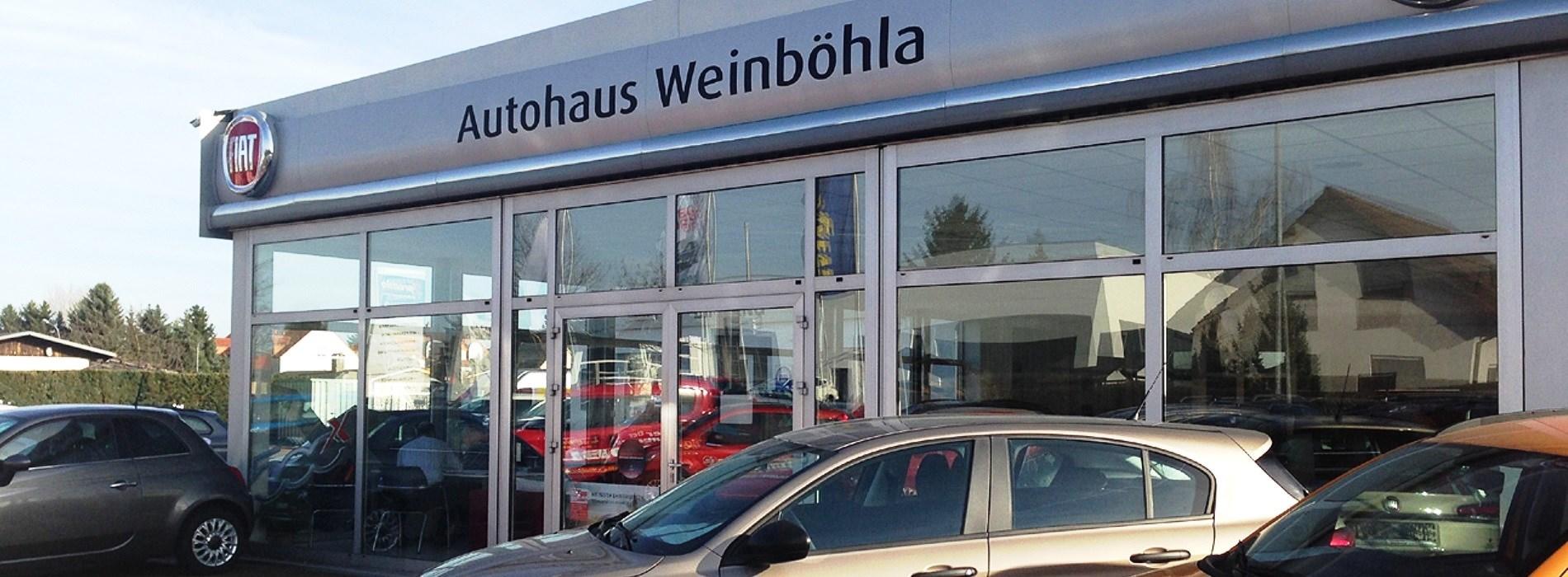 Autohaus Weinboehla