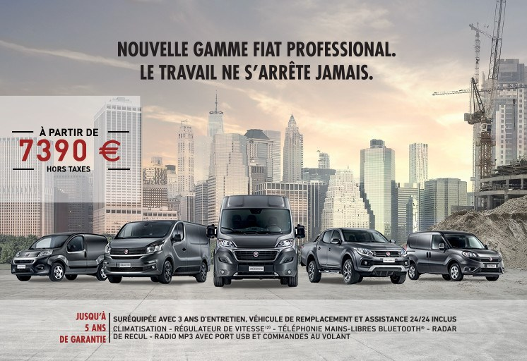 Fiat-Professional-Gamme
