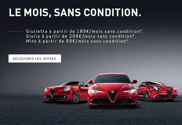 Alfa-Romeo-Gamme