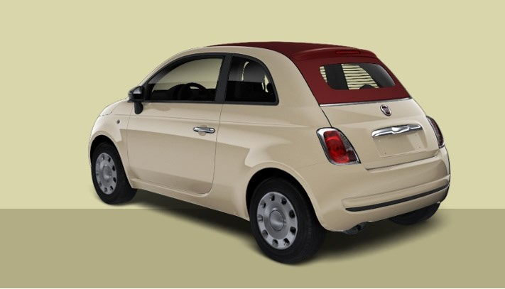 Showroom fiat 500c details aartselaar garage de linde nv for Garage fiat 94