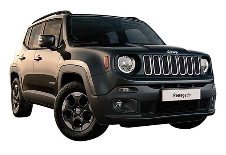 Jeep Renegade Carbon Black. Excellent With Jeep Renegade ...