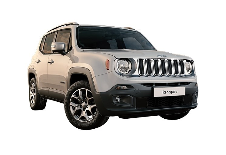 Jeep Renegade Serie 0