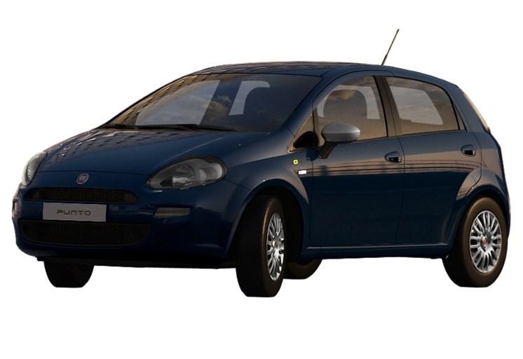 Fiat Nuova Punto 5p