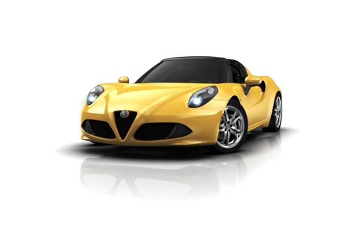 Alfa Romeo Alfa Romeo 4C Spider