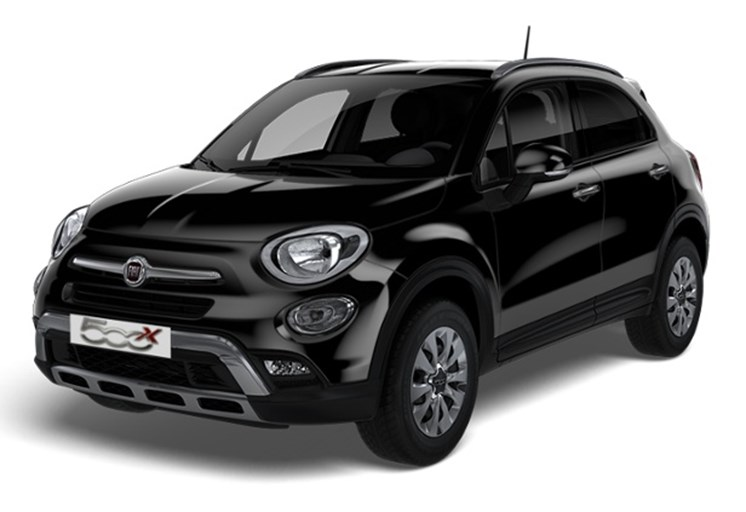 fiat 500x off road look cross hull zfa3340000p549704. Black Bedroom Furniture Sets. Home Design Ideas