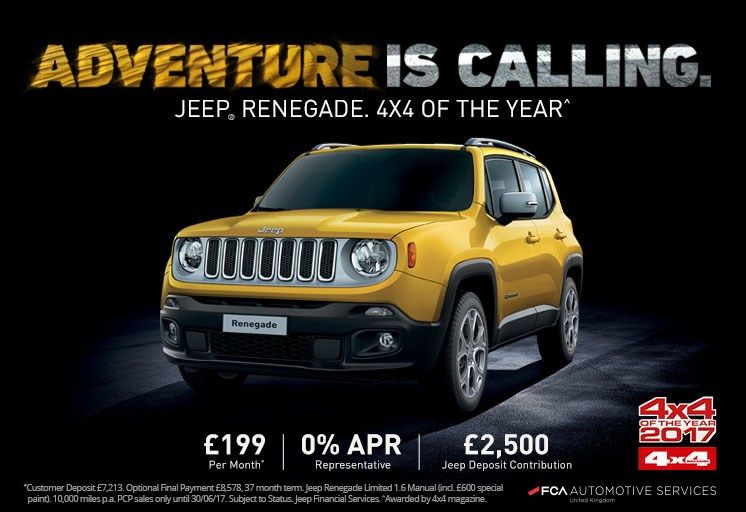 Arnold Clark Jeep Find Your Jeep At Arnold Clark Oldbury