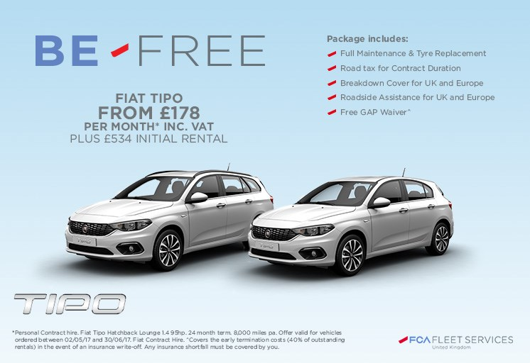 Fiat-Tipo-Be-Free-Offer