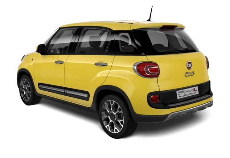 Fiat 500l Trekking Chipping Sodbury Motor Company